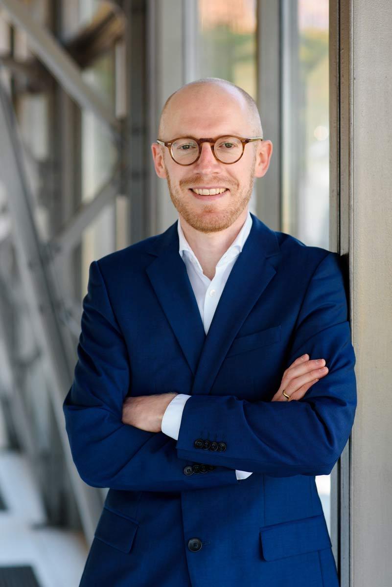 Tobias Eutermoser (Assistent der Geschäftsführung)